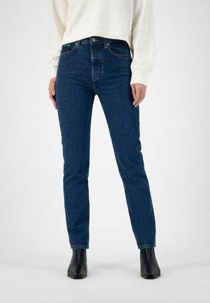 PIPER  - Slim fit jeans - stone indigo