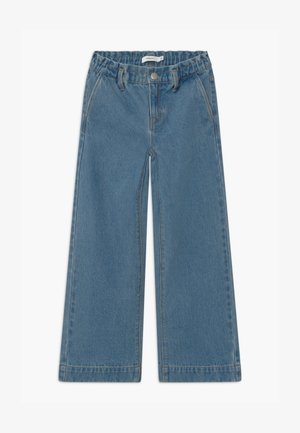 NKFIZZA - Jeans baggy - light blue denim