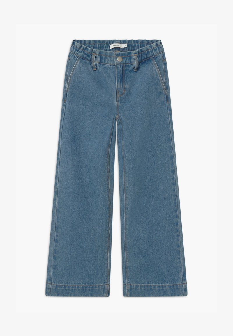 Name it - NKFIZZA - Relaxed fit jeans - light blue denim