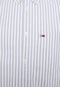 Tommy Jeans - STRIPED SHORT SLEEVE - Skjorta - blue - 2