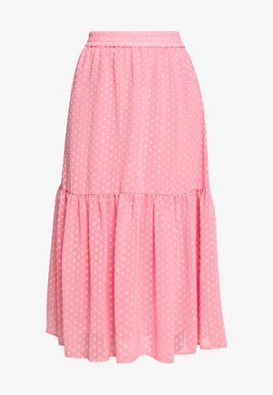 LIZE - Spódnica trapezowa - conch shell pink