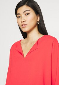 comma - Long sleeved top - red - 4