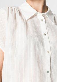 Opus - FASPI - Button-down blouse - milk - 4