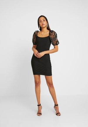 ENDANNY DRESS - Shift dress - black