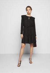 Bruuns Bazaar - PRALENZA AUDREY DRESS - Day dress - black - 1