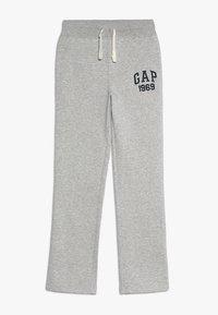 GAP - BOYS ACTIVE PANT - Tracksuit bottoms - light heather grey - 0