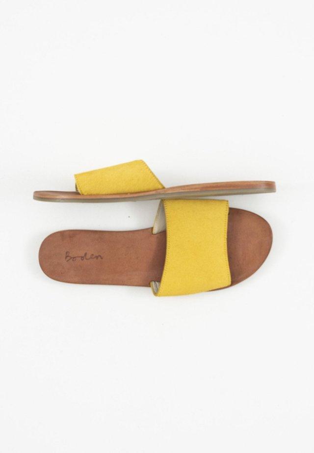 Muiltjes - yellow