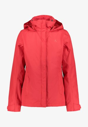 TIGNES1 3IN1 - Outdoor jacket - rot