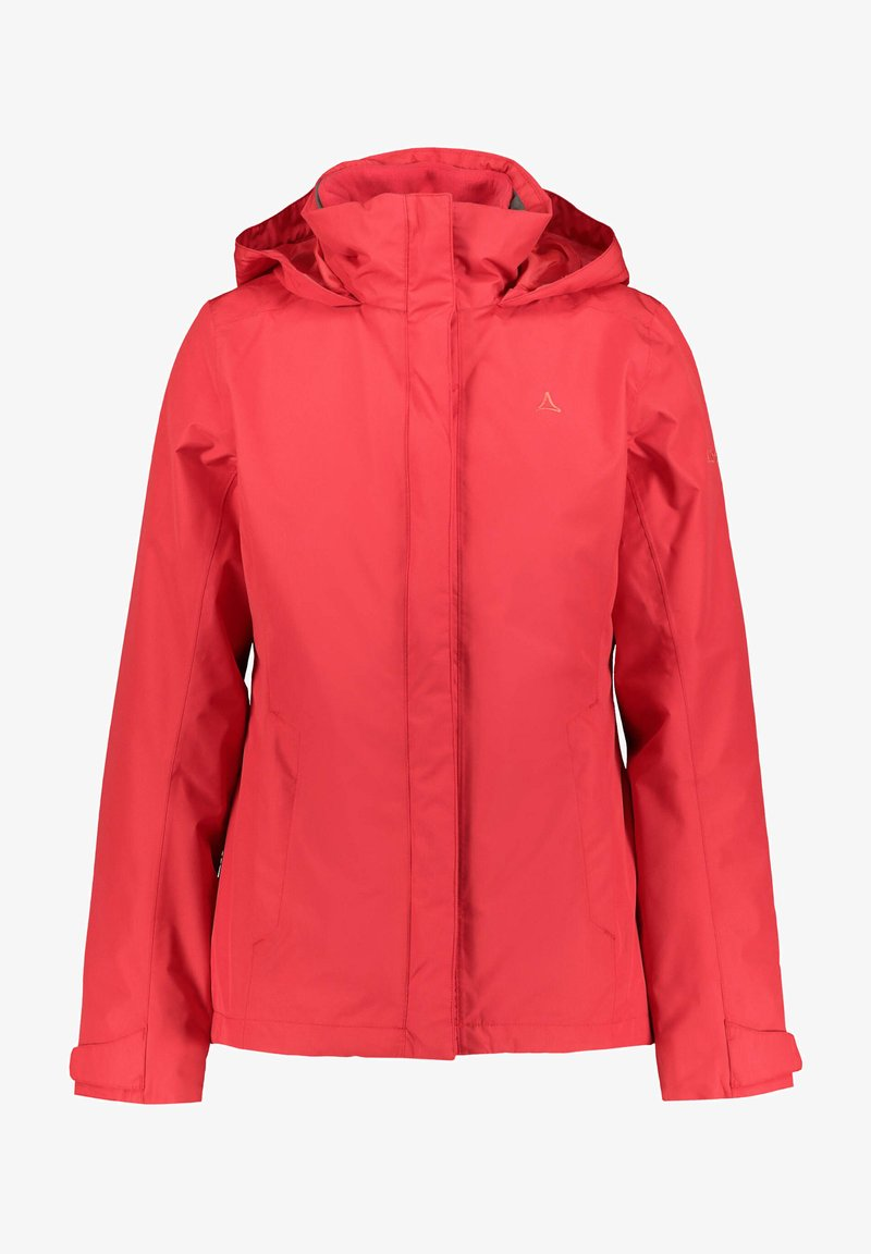 Schöffel - TIGNES1 3IN1 - Outdoor jacket - rot