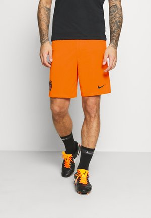 GALATASARAY ISTANBUL M - Sports shorts - vivid orange/black