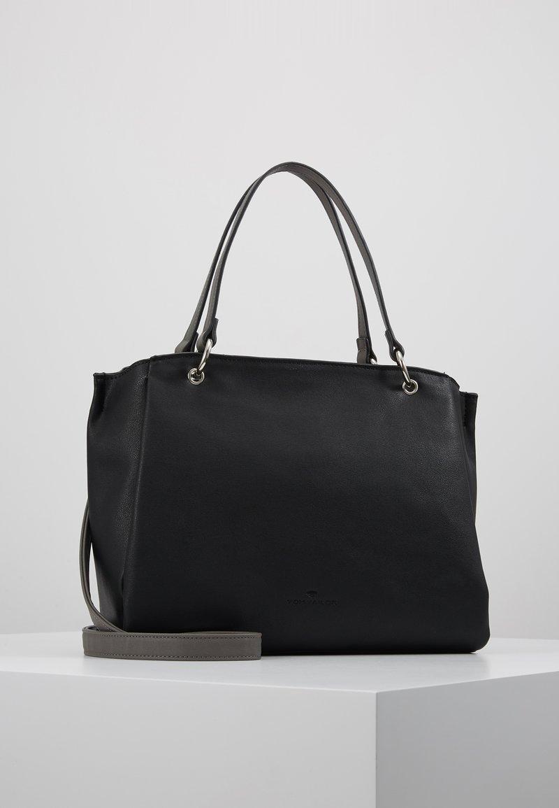 TOM TAILOR - ALASSIO - Handbag - black
