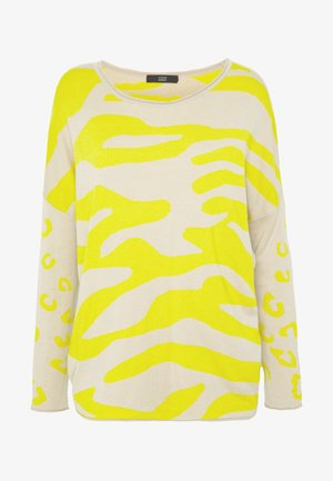 CLAIRE FUNKY  - Pullover - seashell