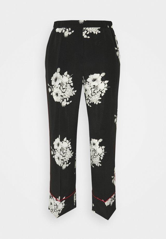 PYJAMER TROUSER - Pantalon classique - multi