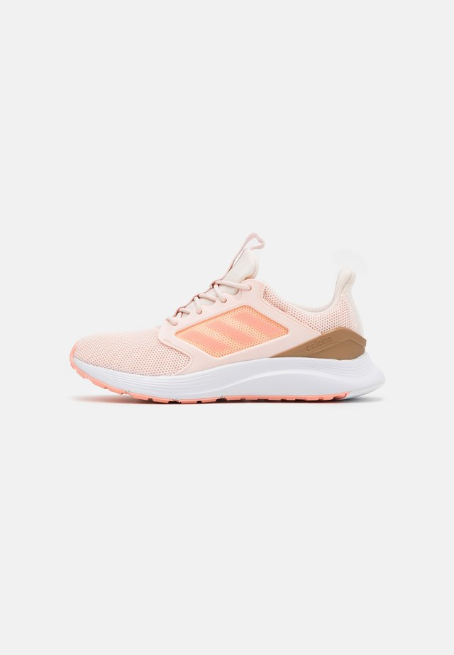 ENERGYFALCON CLOUDFOAM RUNNING SHOES - Obuwie do biegania treningowe - pink tint/light flash orange/copper metallic