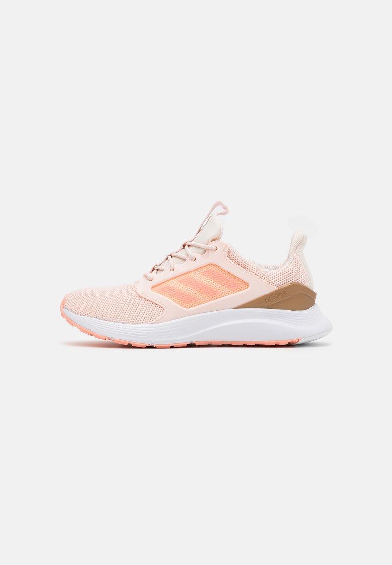 adidas Performance - ENERGYFALCON CLOUDFOAM RUNNING SHOES - Juoksukenkä/neutraalit - pink tint/light flash orange/copper metallic