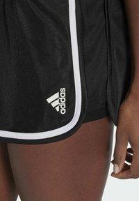 adidas Performance - CLUB SHORT - Urheilushortsit - black - 3