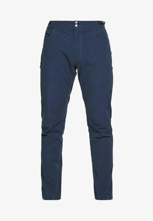 SVALBARD PANTS - Bukser - indigo night