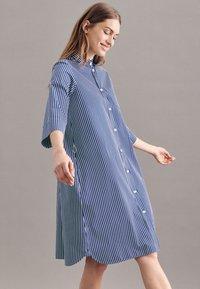 Seidensticker - Shirt dress - dunkelblau - 3