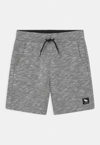 Abercrombie & Fitch - ABOVE THE KNEE - Pantalones deportivos - grey - 0