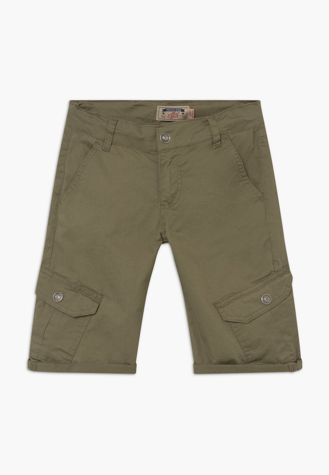 Pantaloni cargo - khaki antik