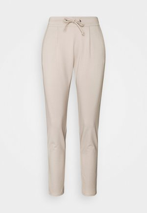 JDYPRETTY NEW PANT - Trousers - chateau gray