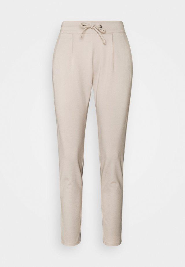 JDYPRETTY NEW PANT - Spodnie materiałowe - chateau gray