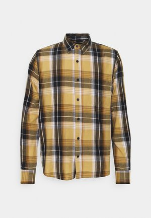 EVERYDAY CHECK - Shirt - neuw gold