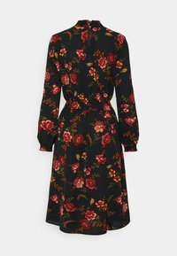 ONLY - ONLNOVA LUX SMOCK DRESS - Sukienka letnia - black - 7