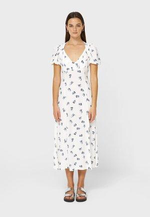 KURZÄRMLIGES - Day dress - white