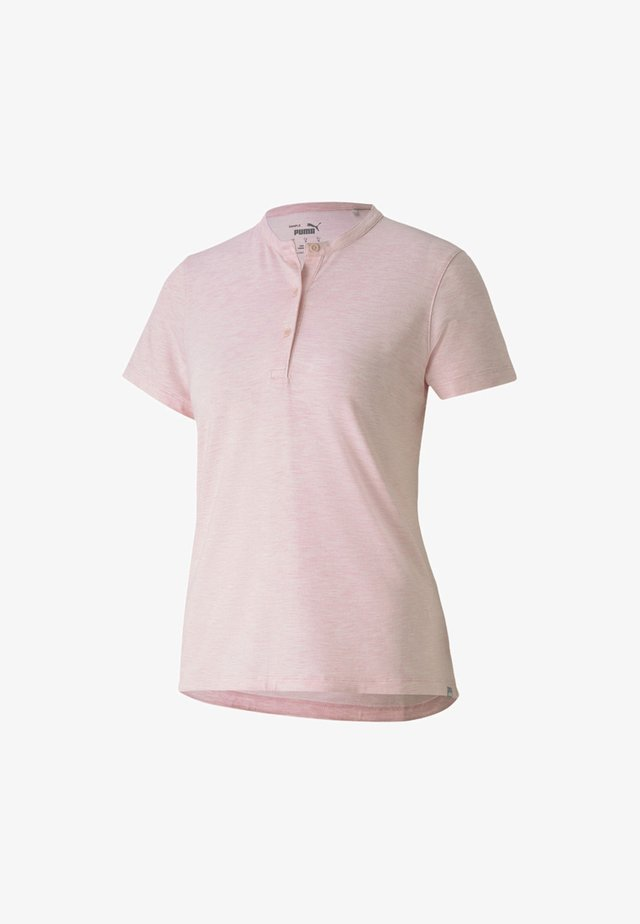 ESSENCE - T-shirt imprimé - peachskin heather