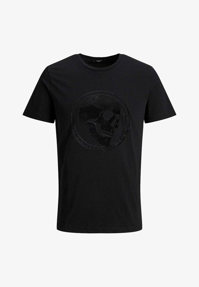 TOTENKOPF - Camiseta estampada - black