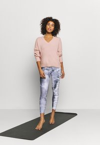 Sweaty Betty - RECLINE  - Jumper - misty rose pink - 1