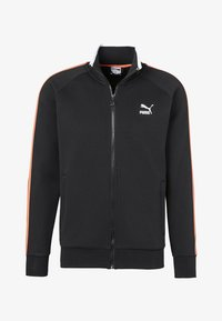 Puma - Veste de survêtement - cotton black - 3