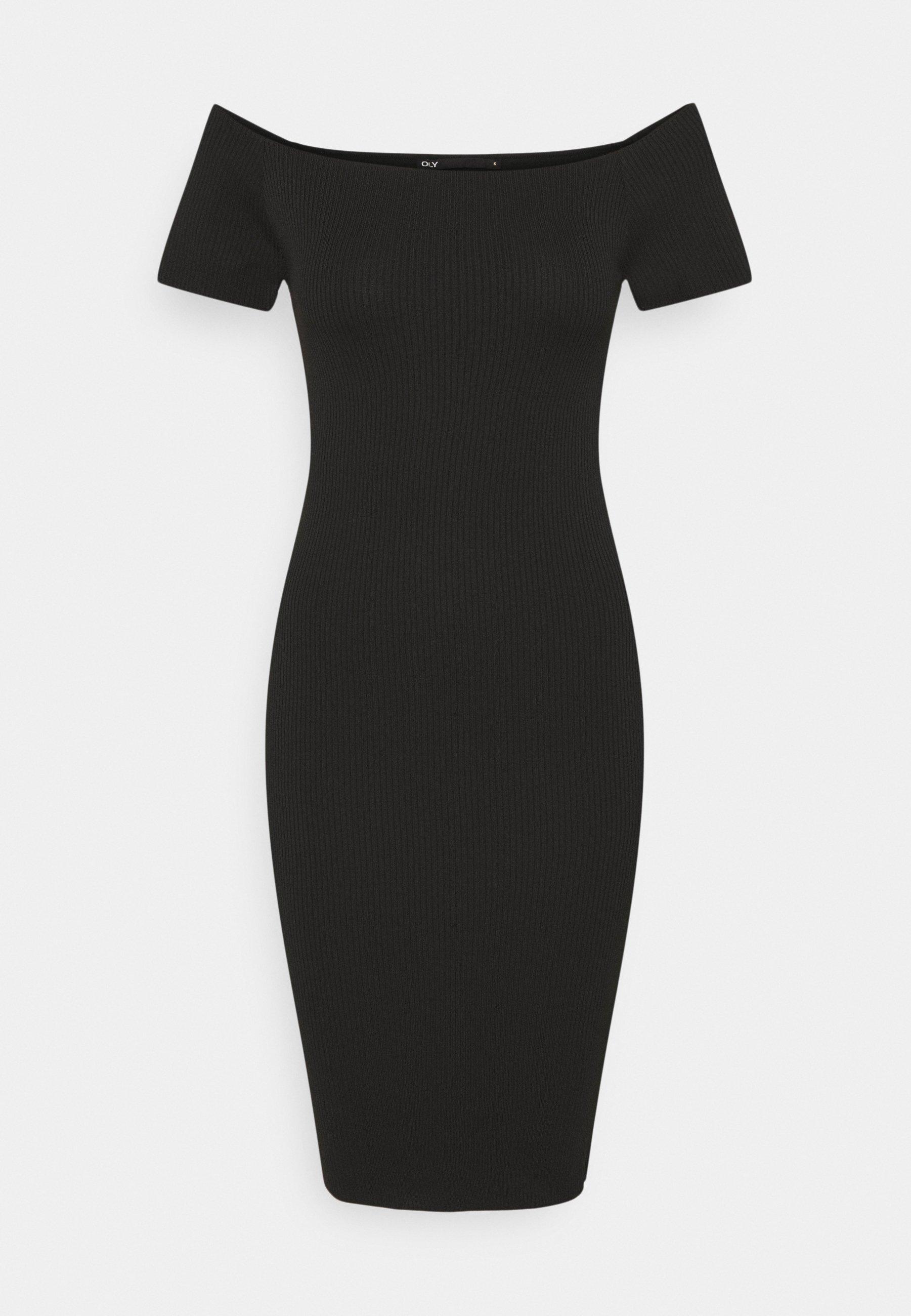 Women ONLLILLI DRESS - Jersey dress