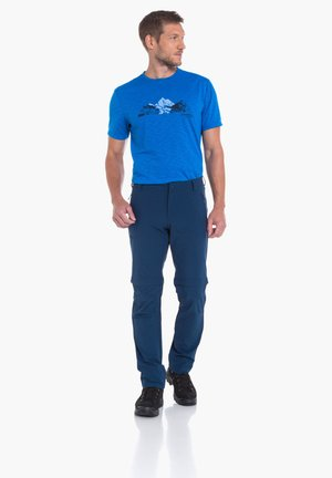 FOLKSTONE - Trousers - blue
