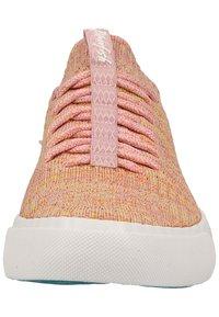 Blowfish Malibu - Trainers - dusty pink rainbow weave 616 - 5