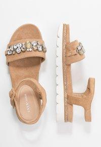 Tata Italia - Sandals - beige - 3