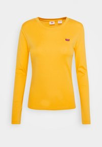 Levi's® - BABY TEE - Long sleeved top - gold coast - 4