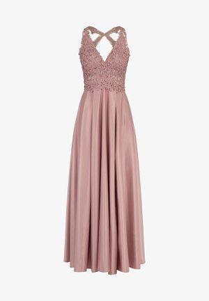 Suknia balowa - pink