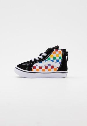 COMFYCUSH SK8 ZIP - Baskets montantes - rainbow/true white