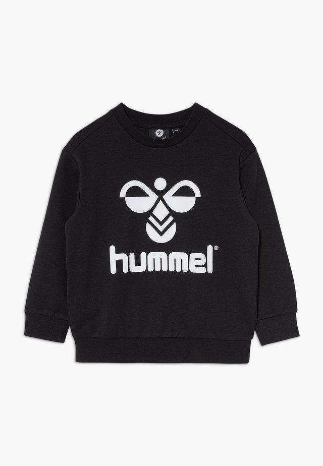 DOS UNISEX - Sweatshirt - black