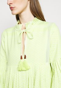 CECILIE copenhagen - SOUZARICA - Day dress - avocado green - 5
