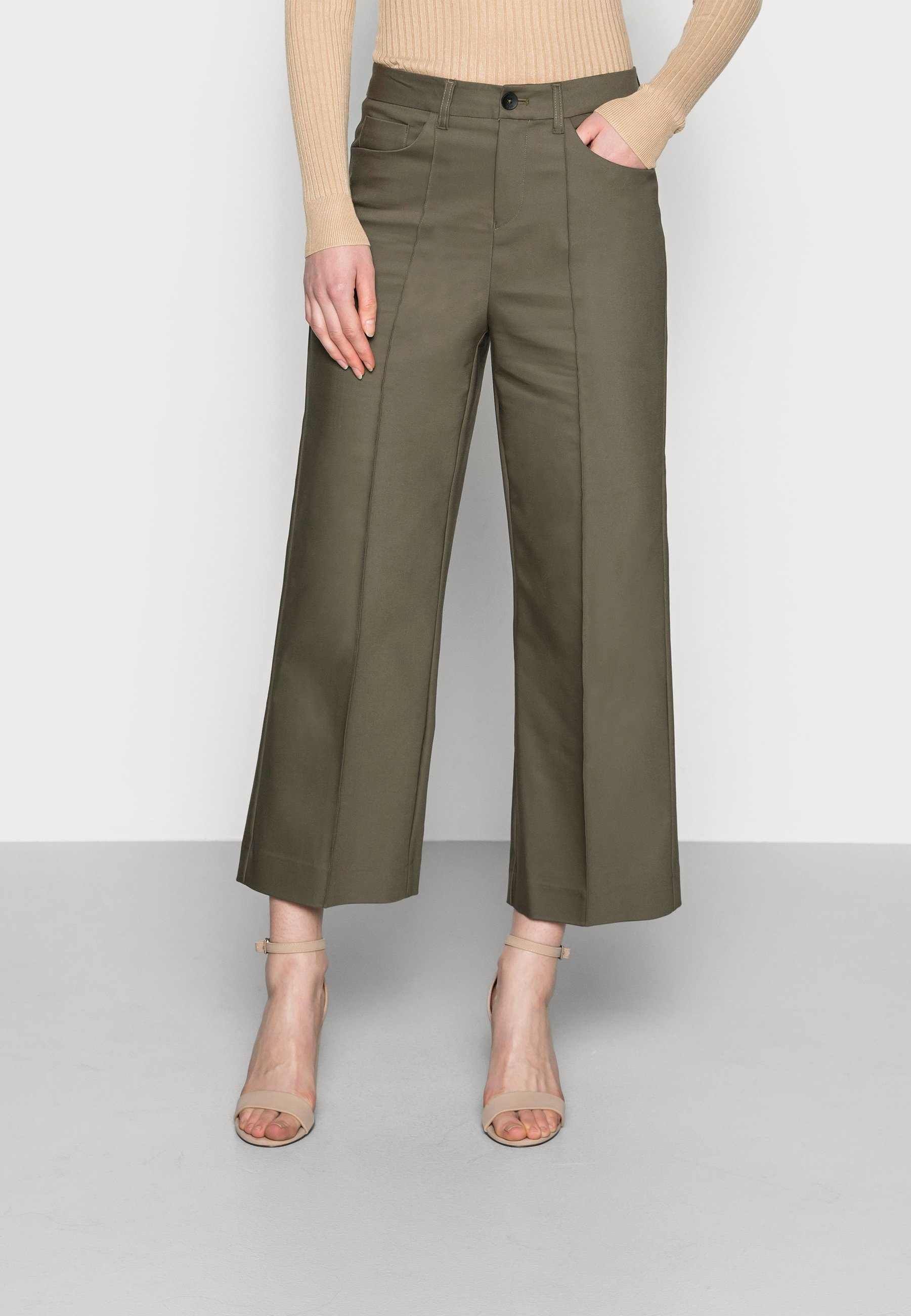 Women NIGHT PANT SUSTAINABLE - Trousers