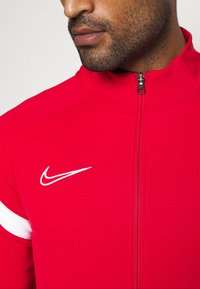 Nike Performance - DRY ACADEMY - Veste de survêtement - university red/white - 5