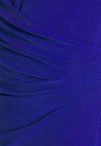 Lauren Ralph Lauren - MID WEIGHT DRESS TRIM - Robe fourreau - french ultramarin - 6