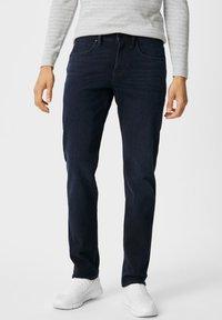 C&A - Slim fit jeans - jeans dunkelblau - 0