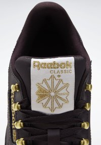 Reebok Classic - CLASSIC LEATHER SHOES - Trainers - red - 9