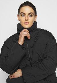 Pinko - FIORE CABAN - Light jacket - black - 4