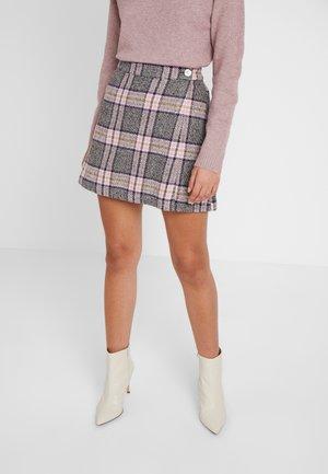 ENATWOOD SKIRT  - Mini skirt - multi-coloured
