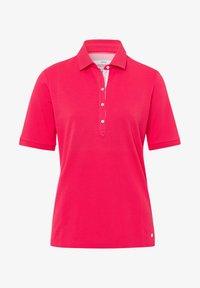 BRAX - STYLE CLEO - Polo shirt - papaya - 5